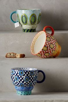 Mother's Day Gift Guide - Anthropologie mugs
