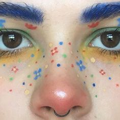 makeup quick makeup aesthetic makeup quotes and sayings eye makeup for blue eyes makeup eye makeup remover is the best makeup no eyeliner to eye makeup Makeup Goals, Makeup Inspo, Makeup Art, Makeup Inspiration, Beauty Makeup, Hair Makeup, Hair Beauty, Makeup Trends, Hippy Makeup