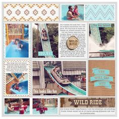 Collections :: W :: Wild West by WendyP Designs :: Wild west - Bundled Collection