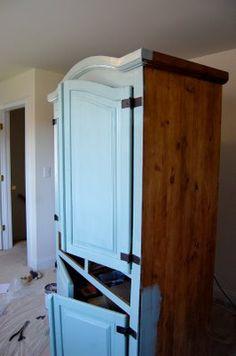 Painting Pine Furniture
