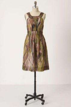 Anthropologie Fei Dress #Swapdom
