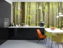 Green Forest Floor Wallpaper Mural