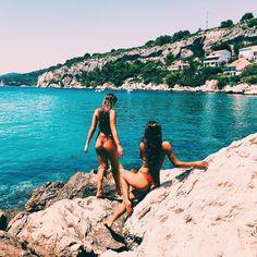 tumblr girl beachy aesthetic vibes