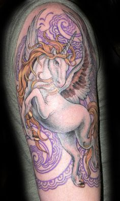 Andrea Ottlewski is a tattoo artist at our Ballard Slave to the Needle location. Our Seattle shops serve the Bellevue, Tacoma, North Seattle, Kent, Bothell, Northgate and Renton areas.