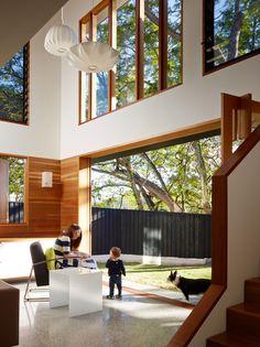 Elegant home decor inspiration and interior design ideas Brisbane Architecture, Interior Architecture, Interior Design, Australian Architecture, Dream Home Design, My Dream Home, House Design, Timber House, Australian Homes