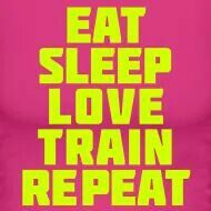 Do it and repeat!