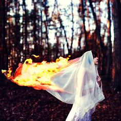 Fire walk with me.