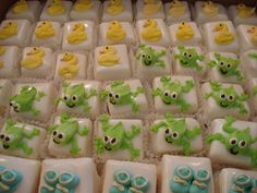 baby shower petite fours
