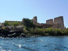 Philae temple - Isis temple