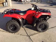 Used 2016 Honda FourTrax® Rancher® ATVs For Sale in South Carolina. Every ATV starts with a dream. And where do you dream of riding? Maybe you'll use your ATV for hunting or fishing. Maybe it needs to work hard on the farm, ranch or jobsite. Maybe you want to get out and explore someplace where the cellphone doesn't ring, where the air is cold and clean. Or maybe it's for chores around your property. Chances are, it's going to be a little of all of those things—which is why a…