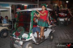 Love FM's 4th Annual Christmas Parade Hits San Pedro, Ambergris Caye