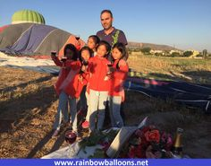 Minik misafirlerimizin mutluluğu. www.rainbowballoons.net #Rainbowballoons #Balloon #Ride #Hotair #Cappadocia #Morning #Turkey #Trip #Sunrise #Göreme #Beatiful #Uçhisar #Amazing #Balloonride #Cave #Ürgüp #Travel #Natgeo #Sun #Postcards #Travelpic #Love #Tripadvisor #Adventure #Fairychimneys #QualityTime #MakingMemories #BucketList #TakeLifeHigher