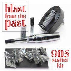 Electronic Cigarette, Starter Kit, The Past, Coding, Programming, Vape