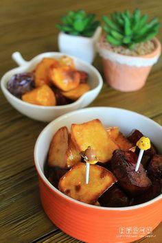 [고구마맛탕] 겨울방학 간식 ~ 고구마 맛탕 만들기 : 네이버 블로그