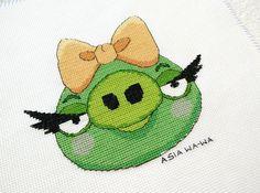Angry Birds -Pig Girl