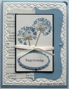 Simply Soft Stampin' Up! Card Ideas!  Posted on May 18, 2012 by Karen