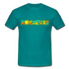 Bodensee T-Shirt / für den Bodenseefan