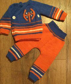 Vauvan villanuttu ja villahousut