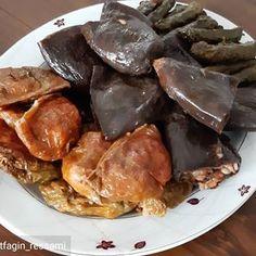 Görüntünün olası içeriği: yiyecek Antalya, Stuffed Mushrooms, Meat, Vegetables, Ethnic Recipes, Instagram, Food, Beef, Meal