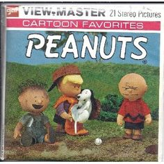 Peanuts View-Master 3 Reel Packet - Charlie Brown & Snoopy in Toys & Games View Master, Childhood Toys, Childhood Memories, 3d Camera, Fourth World, Novelty Toys, Charlie Brown And Snoopy, Movie Titles, Cartoon Tv