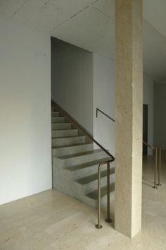 Peter Märkli, Gutstrasse, Zürich