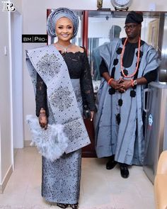 Yoruba Traditional Wedding Attire 2019 Yoruba Traditional Wedding Attire 2019 nigerian traditional wedding attires pictures styles dresses from Nigerian Wedding Dresses Traditional, Traditional Wedding Attire, African Traditional Dresses, Traditional Weddings, Couples African Outfits, African Dresses Men, African Print Fashion, African Wedding Attire, African Attire