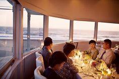 Call (310) 882-5039 if you are looking for LA officiants. https://OfficiantGuy.com This pin is: sunset-restaurant-malibu-wedding