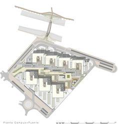 Gallery of Abengoa Tecnological Campus Palmas Altas / RSH+P + Vidal y Asociados arquitectos - 14