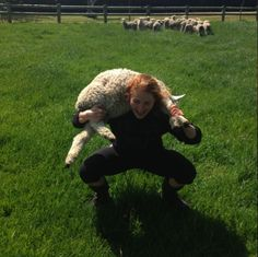 Ruth Anderson Horrell: Sheep Farming and CrossFit