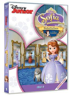 Sofia ensimmäinen, Taikaillallinen-dvd (nro 5)