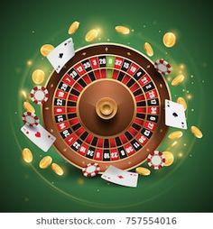58027aa21aea Casino roulette illustration Botanical Illustration