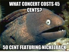What concert costs 45 cents