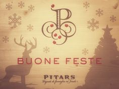 A tutti voi i nostri migliori auguri di Buone Feste - Happy Holidays to each of you.