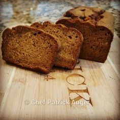 Great bread to always have on hand …. Makes 2 loaves Ingredients: 3 ½ cups Better Batter Gluten Free Flour 1 ½ cups of sugar 1 ½ teaspoons salt 2 teaspoons baking soda 3 … Gluten Free Quick Bread, Gluten Free Flour, Gluten Free Recipes, Bread Recipes, Pumkin Bread, Pumpkin Pie Spice, Pumpkin Puree, Gluten Free Doughnuts, Better Batter