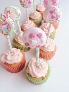 Food And Drink, Cupcakes, Desserts, Tailgate Desserts, Cupcake Cakes, Deserts, Postres, Dessert, Cup Cakes