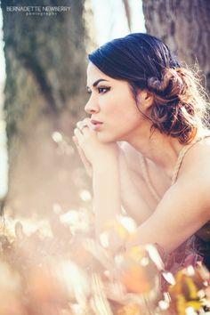 Bernadette Newberry Photography. Fashion. Beauty. Soft. Portrait.