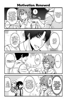 Read manga Tomo-chan wa Onnanoko! Ch.375: Motivation Renewed online in high…