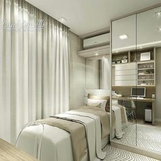 Home Decor Bedroom, Home Living Room, My Room, Girl Room, Long Narrow Rooms, Ideas Prácticas, Teenage Room, Girl Bedroom Designs, Living Room Color Schemes
