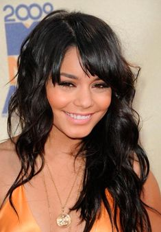 Chic Ways to Style Bangs  #bangs #hairstyles #haircuts