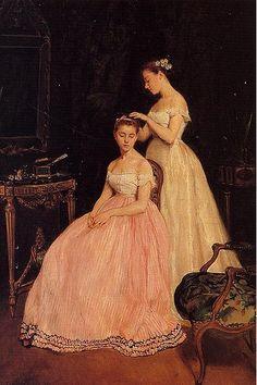 Eva Gonzalès, 1879