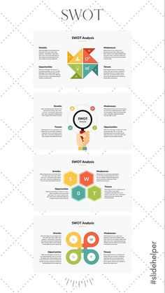 Create your visually stunning SWOT analysis design slides using this fully editable PowerPoint template. #SWOT #Analysis #PowerPoint Powerpoint Presentation Slides, Business Presentation, Presentation Templates, Swot Analysis Template, Ppt Template, Professional Powerpoint Templates, Microsoft Powerpoint, Business Illustration, Color Themes