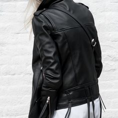 figtny.com | Hironae Paris Leather Jacket