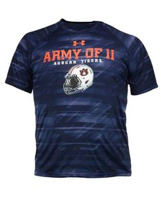 Under Armour Men's Auburn Tigers Army of 11 T-Shirt