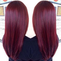 Burgundy - THIS is the color I've been looking for!!!