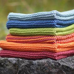 oppskrift på strikket klut   Hverdagsliv det gode liv