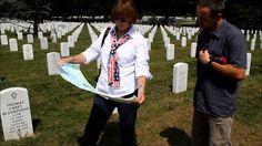 S01 Patrick D. Feeks USNavy SEAL - Arlington Cemetery Visit
