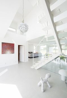 #Lámparas que revolucionan estancias. Así es Paul Henningsen: elegancia, genio y figura #interiorismo #decoración
