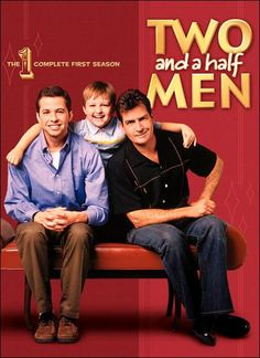 Dos hombres y medio (Serie de TV) | Cartelera de Noticias Two And Half Men, Half Man, Two Men, Charlie Sheen, Great Tv Shows, Old Tv Shows, Stephen Colbert, Baby Daddy, Series Movies