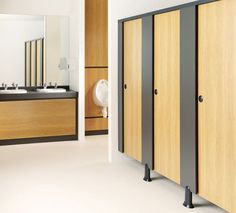 Fixed partition / laminate / sanitary / professional EXPRESS Venesta