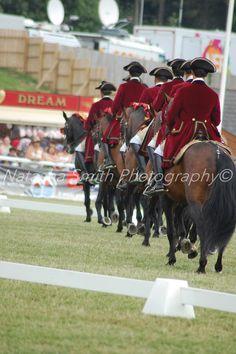 Portuguese Equestrian School Performance